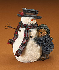 Chilly & Willie... Frosty Friends Boyds Bear