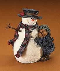 Chilly & Willie... Frosty Friends Boyds Bear