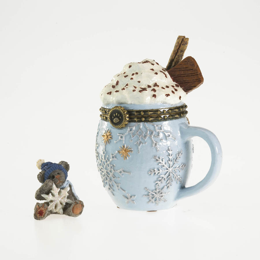 Chilly's Mug O' Warmth With Frosty Mcnibble Boyds Bear