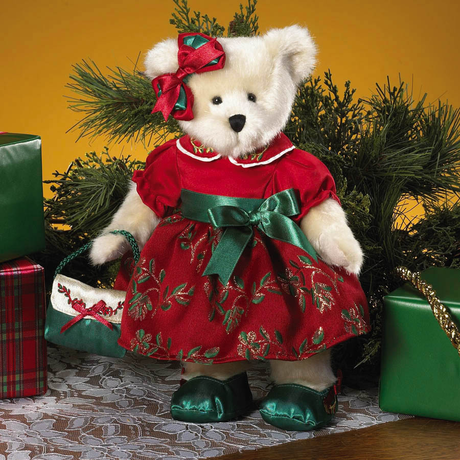 Chrissy Merrybeary Boyds Bear