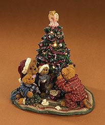 Christmas Morning... Making Memories Boyds Bear