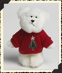 Christmas Tree Bear Boyds Bear