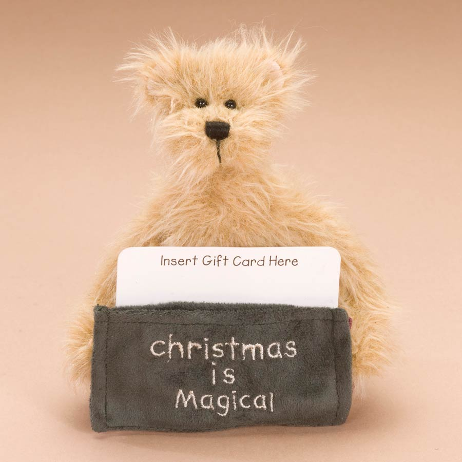 Christopher B. Magic Boyds Bear