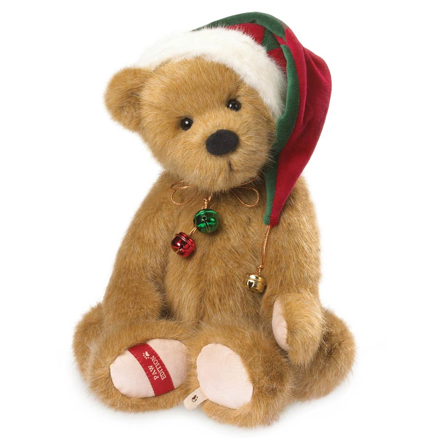 Christopher Kringle Boyds Bear