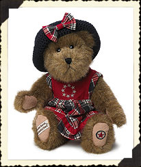 Cindy Lou Bearican Boyds Bear