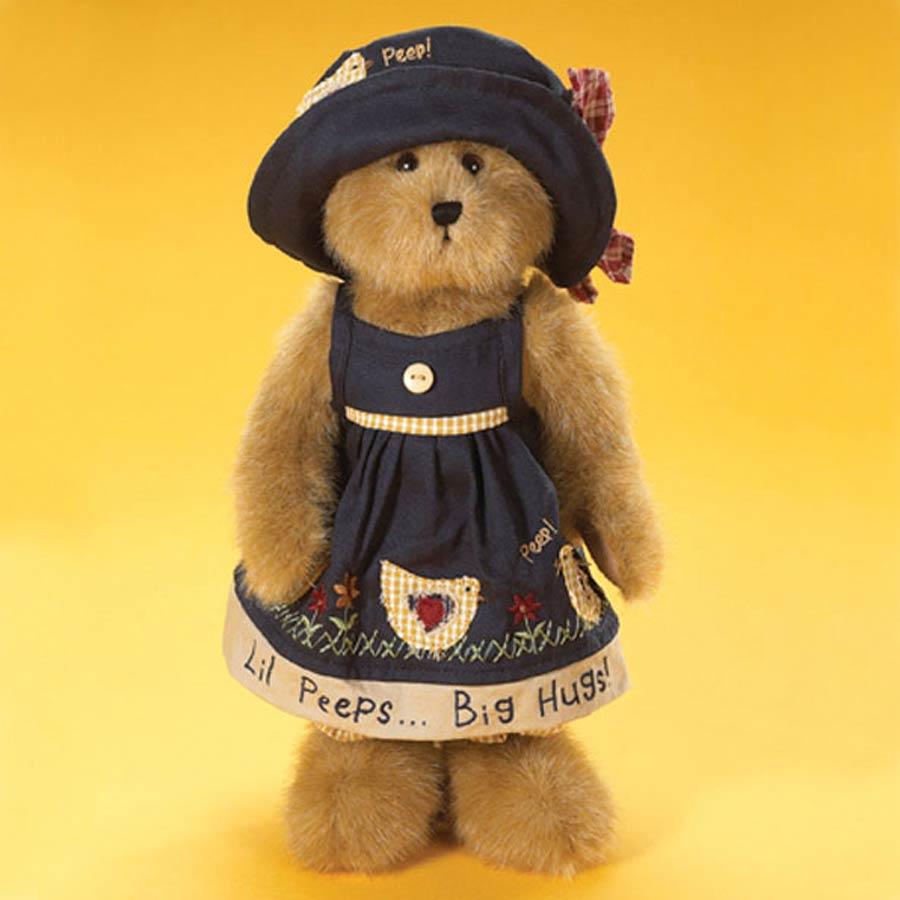 Clara Jean Haymaker Boyds Bear