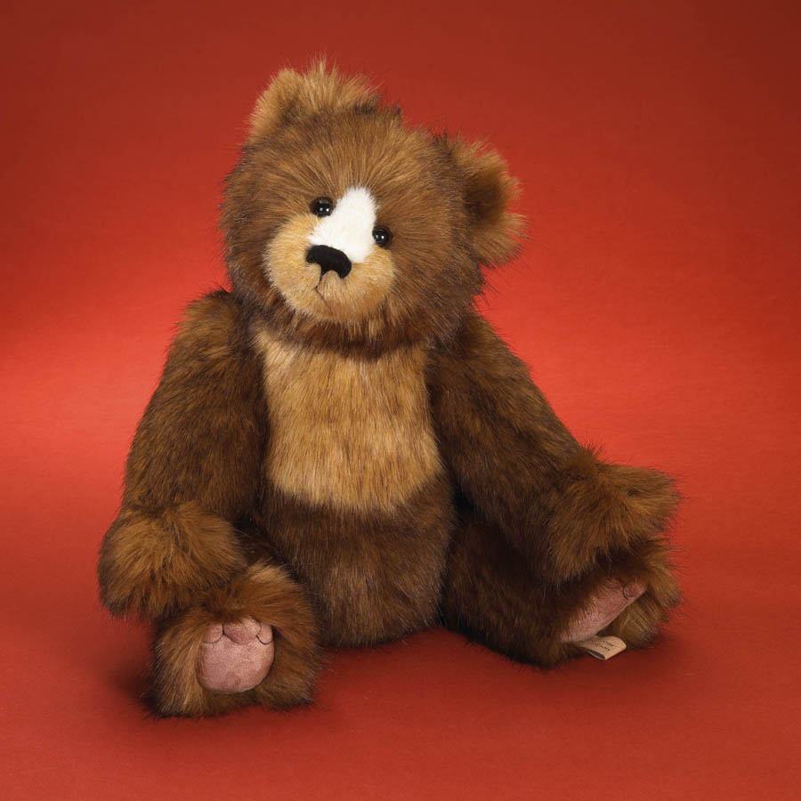 Clark G. Bearloom Boyds Bear