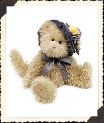 Claudette Prissypuss Boyds Bear