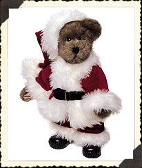 Claus Kringlebeary Boyds Bear