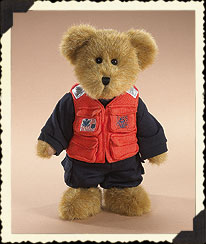 Coast Guard Seaman Bearsdale Boyds Bear