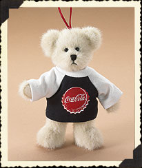 Coca-cola® Bottle Cap Sweatshirt Bear Boyds Bear