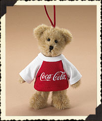 Coca-cola® Sweatshirt Bear Boyds Bear