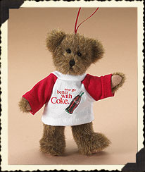 Coke® Bottle Sweatshirt Bear Boyds Bear