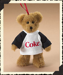 Coke® Sweatshirt Bear Boyds Bear