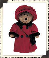 Constance Bearyfine Boyds Bear