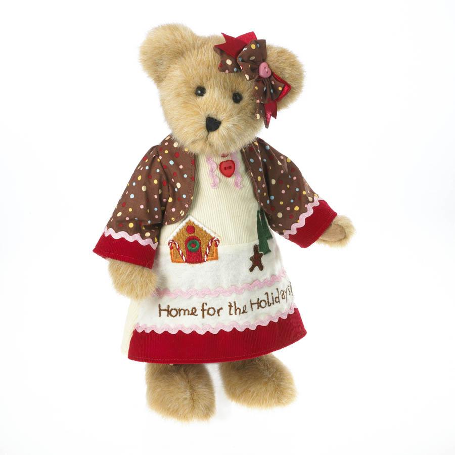 Cookie Gingerbeary Boyds Bear