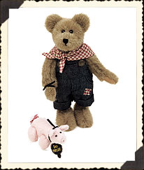 Cooper T. Wishkabibble Boyds Bear