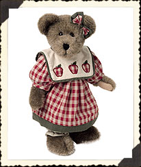 Cora B. Applesmith Boyds Bear