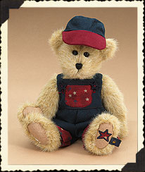 Cory Q. Starsley Boyds Bear