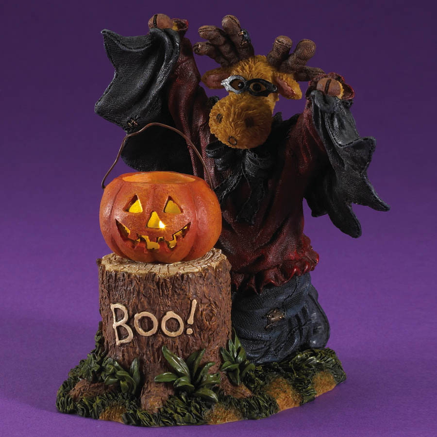 Count Moosevla... Boo! Boyds Bear