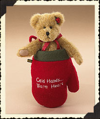 Cozy Toes Woolsey Boyds Bear