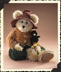 Cropper T. Scaredybear Boyds Bear