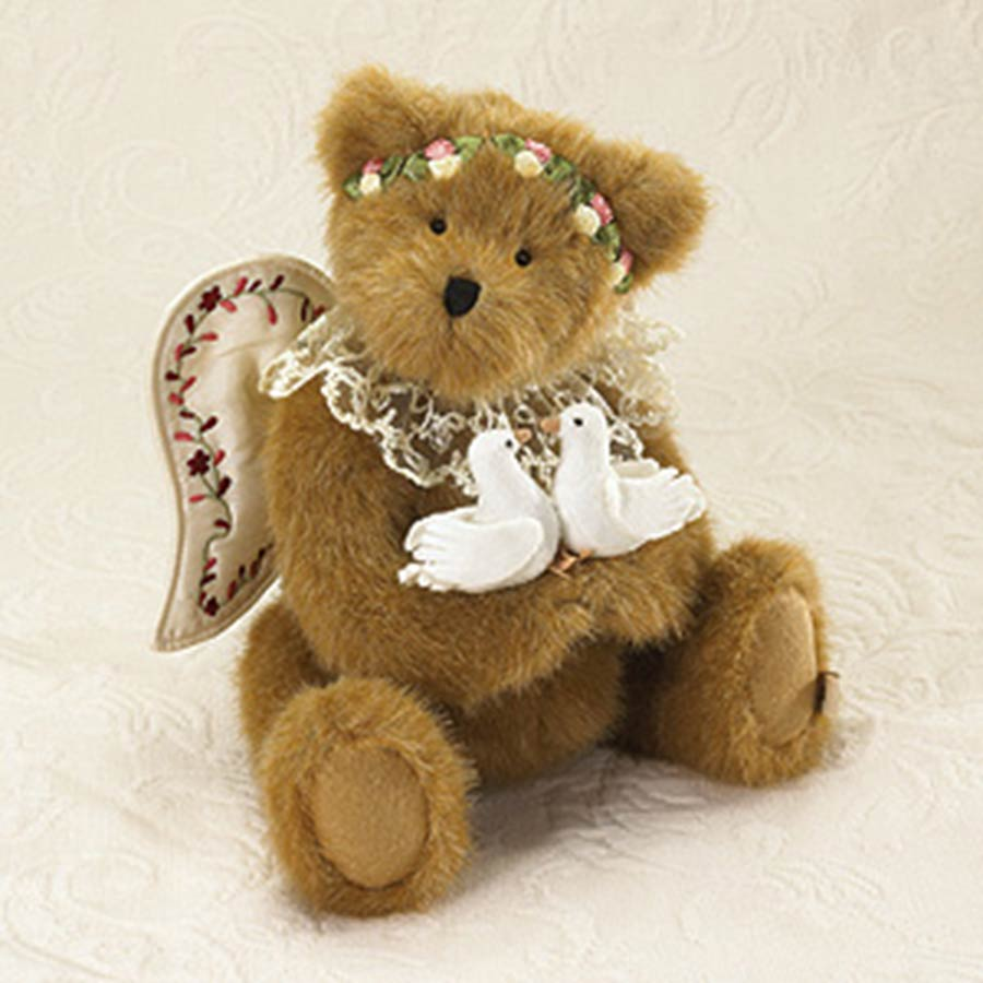 Cupid B. Bear And Lovie Dovies Boyds Bear