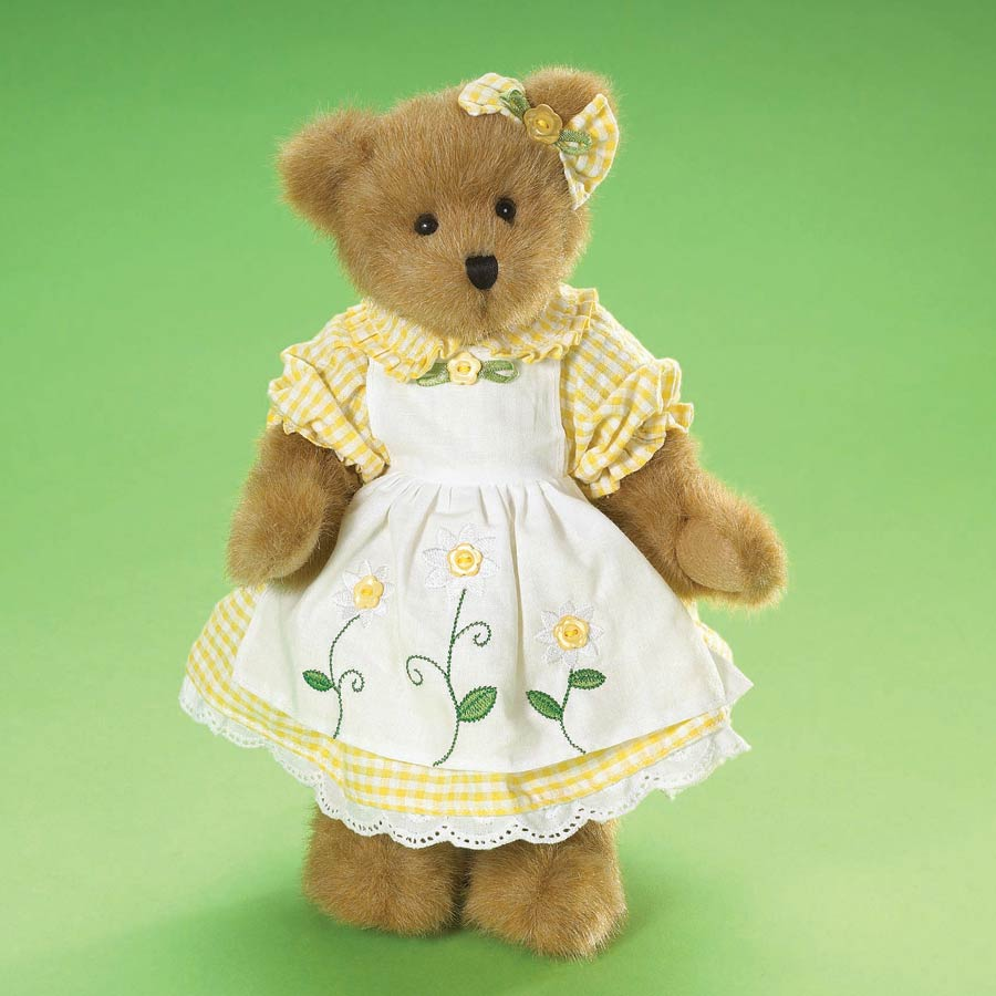 Daisy Bearybloom Boyds Bear