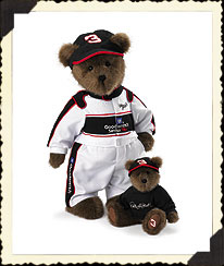 Dale Earnhardt Armature Bear Boyds Bear