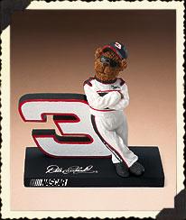 Dale Earnhardt Figurine Boyds Bear