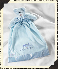 Dale Earnhardt, Jr. #8 Blue Blanket Buddy Boyds Bear