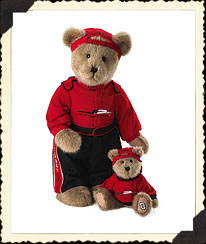 Dale Earnhardt, Jr. Armature Bear Boyds Bear