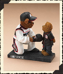 Dale Earnhardt, Jr. Figurine Boyds Bear