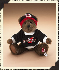 Dale Earnhardt, Sr. #3 Boyds Bear