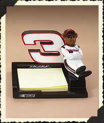 Dale Earnhardt, Sr. Memo Holder Boyds Bear