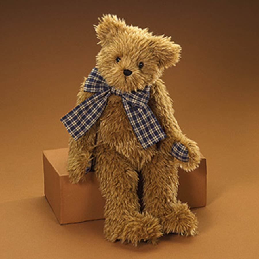 Danner T. Cuddlesworth Boyds Bear