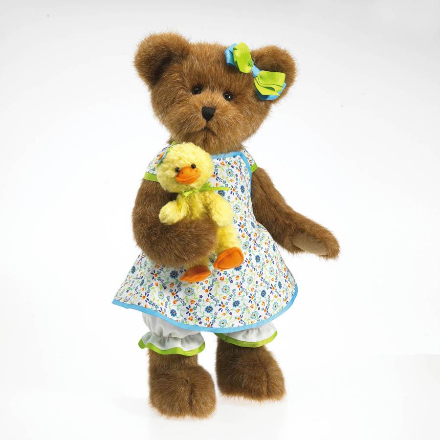 Darla Goodfriend With Lil' Daphne Boyds Bear