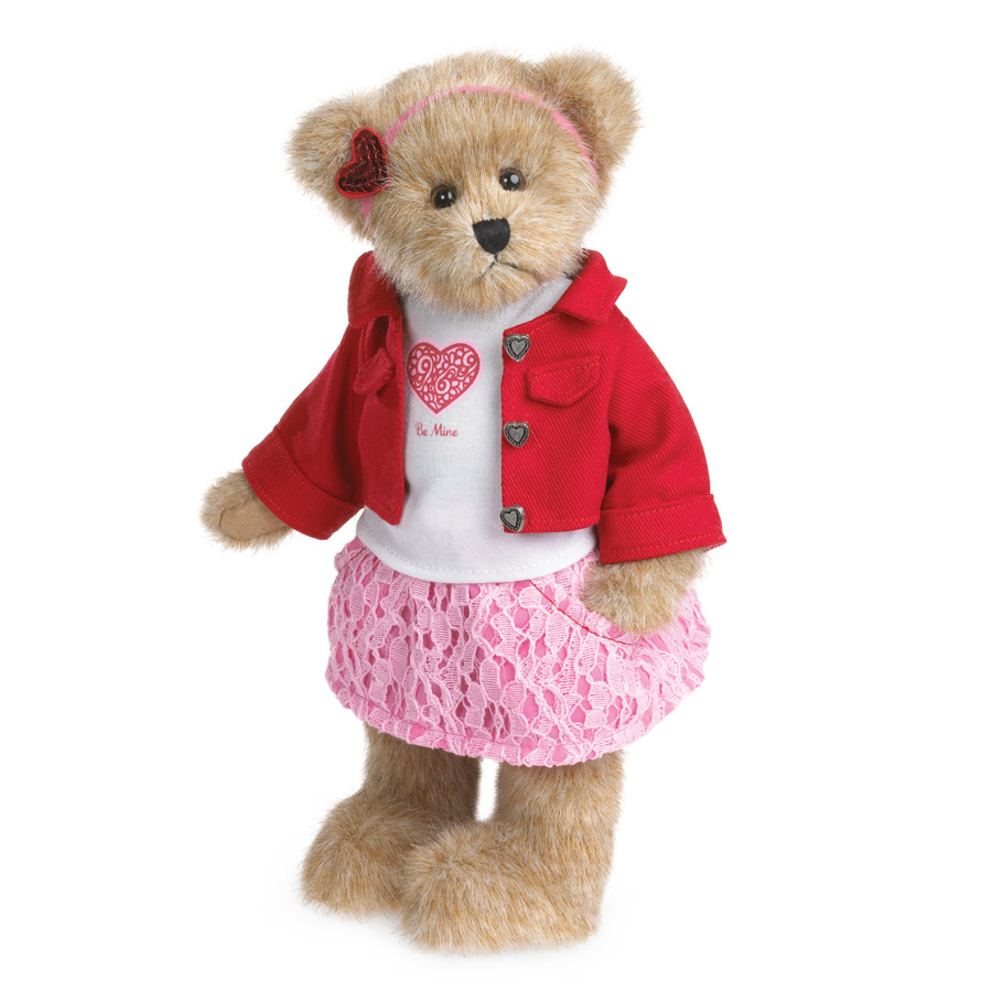 Darling Tenderheart Boyds Bear