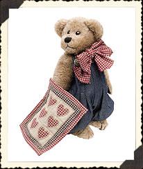 Delbert Quignapple Boyds Bear