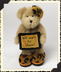 Denise Needsmoreshoes Boyds Bear