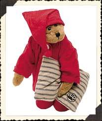 Denton P. Jodibear Boyds Bear
