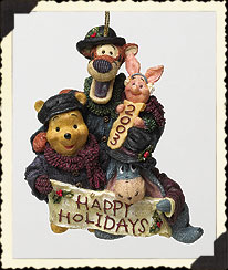 Disney Limited Edition Ornament Boyds Bear