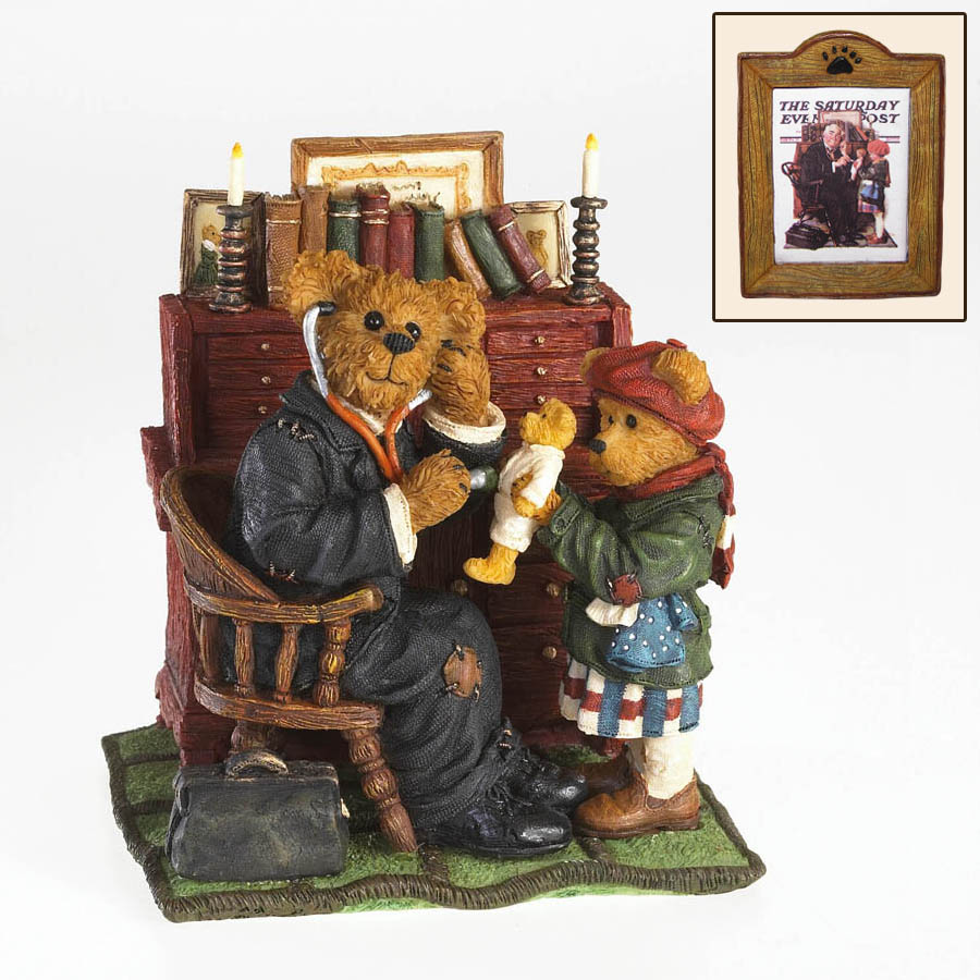 Doctor And The Doll Boyds Bear