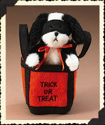 Dog In Trick Or Treat Bag Boyds Bear