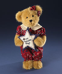 Dolly Bearamerican Boyds Bear