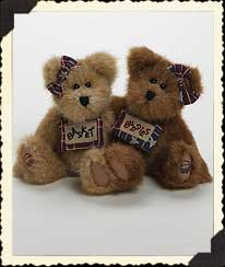 Doodle And Dandy Boyds Bear