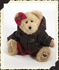 Dorothy Cocoabeary Boyds Bear