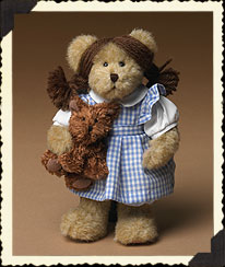Dorothy Boyds Bear