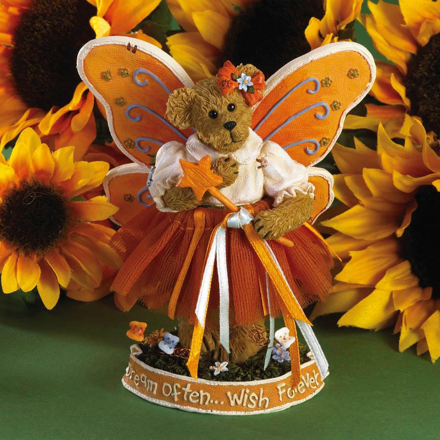 Dreama Flutterlee...butterfly Wishes Boyds Bear