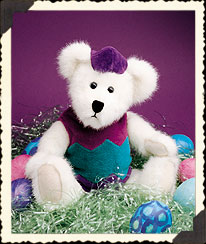 Egbert Q. Bearsford Boyds Bear